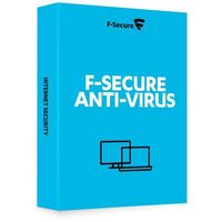 F-Secure AntiVirus 2015 1PC / 12Mies