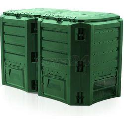 Kompostownik module compogreen 800l zielony iksm800z / iiksm800z /  - zyskaj rabat 30 zł wyprodukowany przez Prosperplast