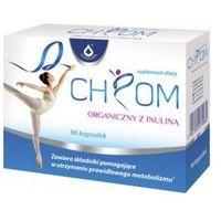Kapsułki Chrom organiczny +inulina 96 kaps. Oleofarm