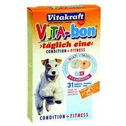 Vitakraft  vita-bon tabletki witaminowe dla małych psów i szczeniąt, kategoria: witaminy dla psów