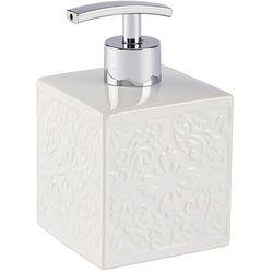 Wenko Dozownik do mydła cordoba white - 500 ml,