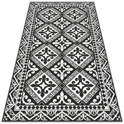 Tarasowy dywan zewnętrzny Tarasowy dywan zewnętrzny Geometryczne wzory