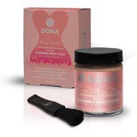 Farba do ciała - Dona Body Vanilla Buttercream 60 ml Waniliowa