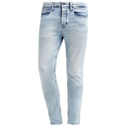 Calvin Klein Jeans SLIM STRAIGHT Jeansy Straight leg lightblue denim