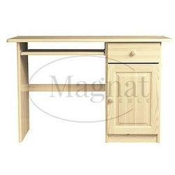 Biurko sosnowe marco marki Magnat - producent mebli drewnianych i materacy
