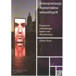 Interpretacja materiałów wizualnych, książka z kategorii Malarstwo i rysunek