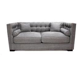 Sofa Kate z funkcją spania- szara, kolor szary