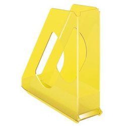 Pojemnik Esselte Europost przezroczysty-żółty 623701