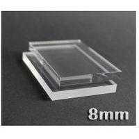 Plexi bezbarwna grubość 8mm cięta na wymiar marki Folplex