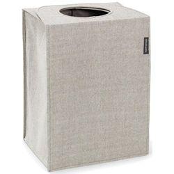 Kosz na bieliznę BRABANTIA 120367 Laundry Bag 55L Szary (8710755120367)