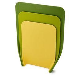 Joseph joseph - nest zestaw desek do krojenia zielony ilość elementów: 3