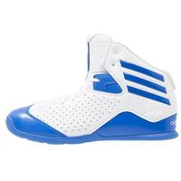 adidas Performance NEXT LEVEL SPEED IV Obuwie do koszykówki white/blue
