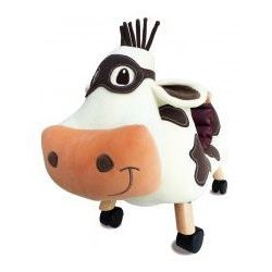 Jeździk dla dziecka krowa moobert -  wyprodukowany przez Little bird told me