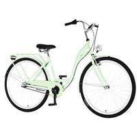 Rower DAWSTAR Citybike S3B Miętowy + Odjazdowa oferta cenowa! + 5 lat gwarancji na ramę! + DARMO