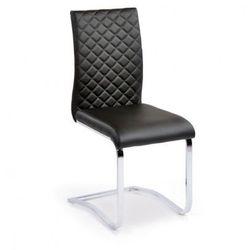 Krzesło konferencyjne, kuchenne ritz, czarne, 4 szt. marki B2b partner