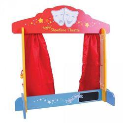 Teatr na stole - scena do przedstawień wyprodukowany przez Bigjigs