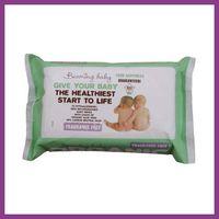 BEAMING BABY Chusteczki nawilżane bezzapachowe - do skóry bardzo delikatnej, 100001