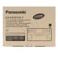Panasonic 3 x toner Black KX-FAT411E-T, KXFAT411ET, KX-FAT411E-T