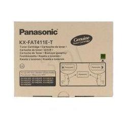 Panasonic 3 x toner Black KX-FAT411E-T, KXFAT411ET z kategorii Eksploatacja telefaksów