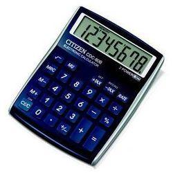 Citizen Kalkulator cdc-80bl (cdc-80bl) niebieska