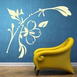 Szablon malarski kwiaty 025 marki Wally - piękno dekoracji
