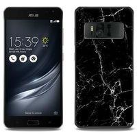 Fantastic case - asus zenfone ar - etui na telefon fantastic case - czarny marmur marki Etuo.pl