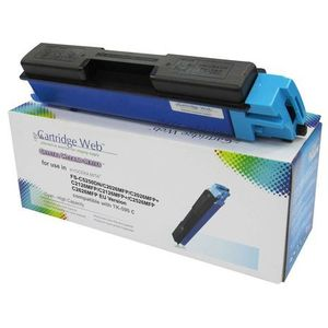 Cartridge web Toner cw-k590cn cyan do drukarek kyocera (zamiennik kyocera tk-590c) [5k]