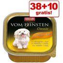 Animonda vom feinsten 38 + 10 gratis! , 48 x 150 g - classic, indyk z jagnięciną