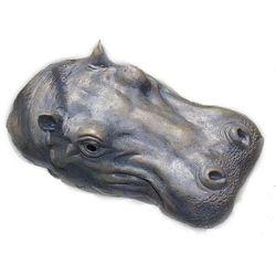 Hipopotam hipcio do oczka wodnego 28 cm oczko wodne ogród