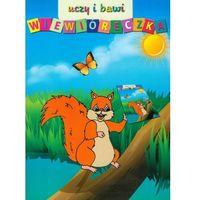Wiewióreczka uczy i bawi, oprawa broszurowa