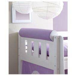 Ticaa wałek/podłówek do łóżka kolor fioletowo-biały marki Ticaa kindermöbel