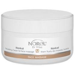 Norel (Dr Wilsz) NORKOL NOURISHING CREAM FOR FACE MASSAGE Krem tłusty do masażu twarzy (PK024)