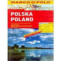 Polska. Mapa samochodowa (2 str.)