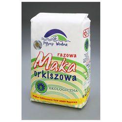 Eko Mega: mąka orkiszowa razowa typ 2000 BIO - 1 kg - produkt z kategorii- Mąki