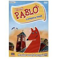 Bajka DVD Lisek Pablo. Latający lisek