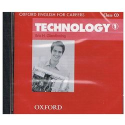 Oxford English for Careers: Technology 1: Class Audio CD (ISBN 9780194569521)