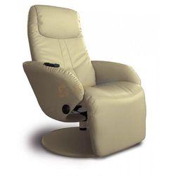 Fotel masujący Capri Tecnovita by BH Fitness (beżowy)