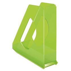 Pojemnik Esselte Europost przezroczysty-zielony 623700