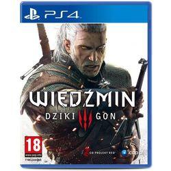 Wiedźmin 3 Dziki Gon - gra PS4