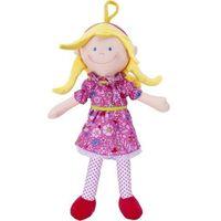 Lalka szmaciana Tonia 31 cm, blondynka - Beppe