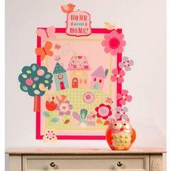 Wallies Naklejki Home Sweet Home z kategorii Dekoracje i ozdoby dla dzieci