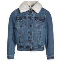 New Look 915 Generation BORG Kurtka jeansowa mid blue
