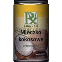 Radix Bis Mleczko Kokosowe Bezglutenowe 400ml