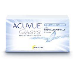 Acuvue oasys for astigmatism 6 szt. wyprodukowany przez Johnson&johnson