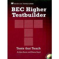 BEC Higher Testbuilder & CD Pack, oprawa miękka