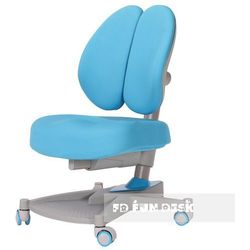 CONTENTO BLUE - Krzesełko z regulacją wysokości FunDesk, FunDesk