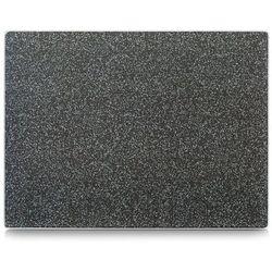 Deska do krojenia anthracite granit, 40x30 cm, marki Zeller