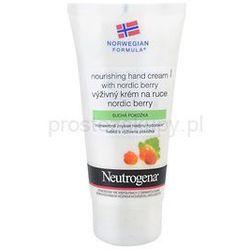 nordicberry odżywczy krem do rąk + do każdego zamówienia upominek., marki Neutrogena