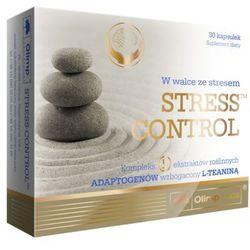 Olimp Stress Control kaps. - 30 kaps. (lek witaminy i minerały)