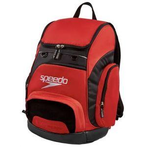 speedo Teamster Plecak L, red 2019 Plecaki i torby pływackie (5053744202341)